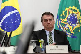 فيديو.. فيما يواجه فضيحة بسبب كورونا، رئيس البرازيل يشارك في تظاهرة داعمة له