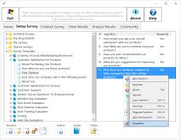 Survey Forms In Word Beauteous Survey Everywhere SurveyGold