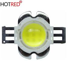 Home & Garden Light Bulbs 1-10PCS <b>10W High Power</b> COB LED ...