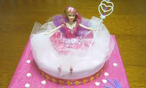 Fairy Birthday Party Cake Kidspot