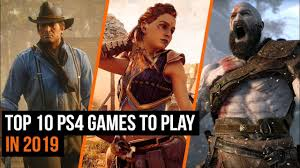 Top 10 Ps4 Games Chart Top 10 Ps4 Games To Play In 2019 So Far