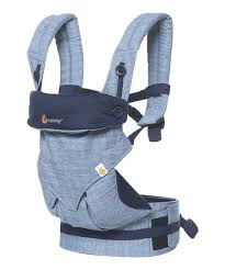 Ergobaby zulily-exclusive color: Blue 360 All-Position Baby Carrier ...