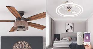 the best ceiling fans for bedrooms