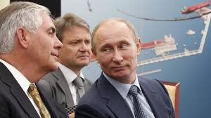 Image result for rex tillerson and putin pictures