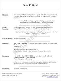 Sample Cv Resume Doc Pelosleclaire Com