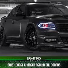 Dodge Charger Lights 2015 2019 Dodge Charger Rgbwa Drl Boards