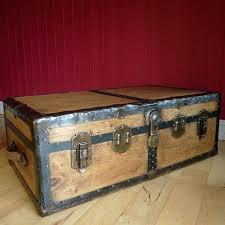 vintage trunks and chests best vintage trunks amp chests images on vintage storage chest antique wooden vintage trunks