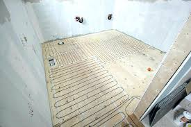 laying floor tiles on plywood how to install heated tile floors in your home learn how laying floor tiles on plywood