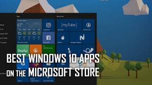 Window 10 Apps Best Windows 10 Apps On The Microsoft Store