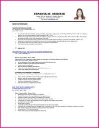 Sample Resume For Business Administration Graduate Inspirational