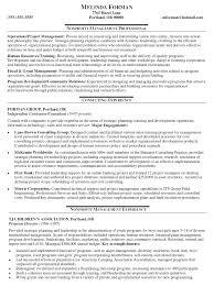 contractor resume