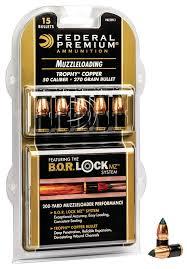 Tc Shockwave Ballistic Chart Hunting Buy Trophy Copper Muzzleloader Bullet For Usd 25 95