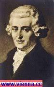 Joseph Haydn Auf Empfehlung von Gluck und Ditterdorf stellte ihn 1759 Graf Karl Josef Franz von Morzin als ... - haydn