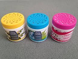 bathroom air freshener. Contemporary Bathroom Get Quotations  Sure Scents Air Freshener Gel For Car Bedroom Living  Room Bathroom Set On