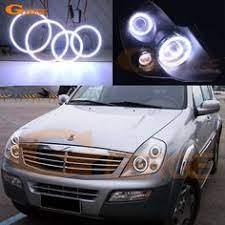31 Ssangyong Ideas Angel Eyes Led Angel Eyes Cheap Cars