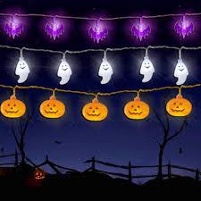 Indoor Halloween Lights