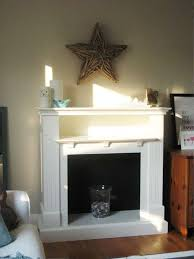 1000 Ideas About Stone Fireplace Makeover On Pinterest  Stone Faux Stone Fireplace Mantel