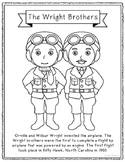 Wright Brothers Worksheets Teachers Pay Teachers