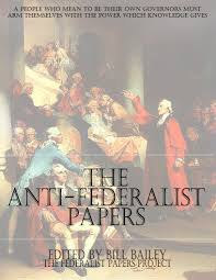 the anti federalist papers the last bastille