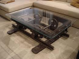 Industrial Coffee Table Industrial Coffee Table Wheels Free Image