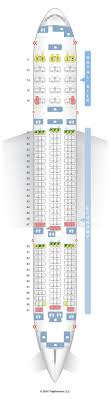 American Airlines Seating Chart 777 300 American Airlines 777 Premium Economy Seat Map Best