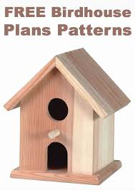 Birdhouse Patterns Mesmerizing DIY Birdhouse Tutorials Bird Houses Feeders Pinterest
