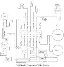pin cdi wiring diagram image wiring diagram 6 pin cdi wiring diagram the wiring on 6 pin cdi wiring diagram