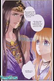 Sủng Phi Của Pharaoh : Sủng phi của pharaoh chap 25 Truyện Tranh.