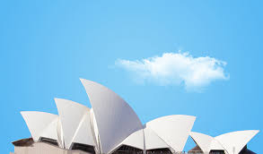 pros cons of moving to a new country com sydney opera house against a blue sky sydney