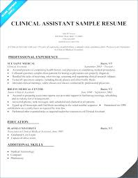 Professional Resume For Medical Assistant | Artemushka.com