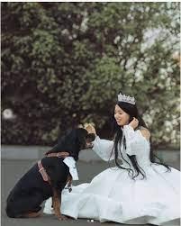 بالصور| البلوجر «هبة مبروك» تعلن زوجها من كلب | فن وثقافة
