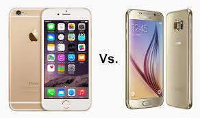 samsung galaxy s6 vs iphone 7. samsung galaxy s6 vs iphone 6. image: iphonehacks.com iphone 7