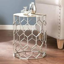 threshold accent table metal accent table southern enterprises metal accent table threshold accent table round metal