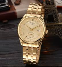 chenxi gold watch men watches top brand luxury famous wristwatch chenxi gold watch men watches top brand luxury famous wristwatch male clock golden quartz wrist watch