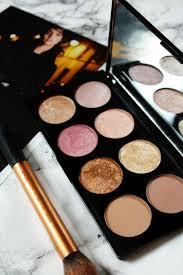 makeup revolution ultra palette golden sugar 2 review miel and mint