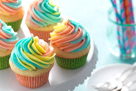 colorful cupcakes. Delighful Cupcakes By  For Colorful Cupcakes C