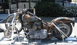 Click for the best action from the event: Harley Davidson Lost Found After Tsunami Going Into Museum The World From Prx