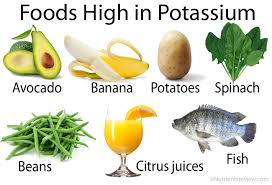 Potassium In Fruits Chart How Much Potassium Is Good For You High Low Potassium Foods