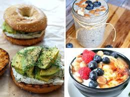21 de idei de mic dejun sanatos pentru copii, jurnal optimist