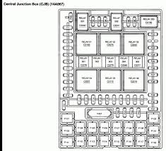 2005 ford f150 fuse box layout wiring diagrams 2009 f150 fuse box diagram at 04 F150 Fuse Box Diagram