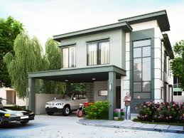 33 Beautiful 2 Storey House Photos Elegant Two Storey Modern House Two Storey Modern House Designs