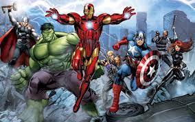 Avengers Assemble Comic iPhone ...
