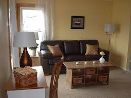 Living Room Colors With Brown Leather Furniture Painting The Wall Of Living Room Color Ideas With Tuscany Or Any