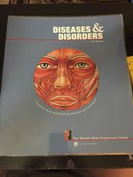 World S Best Anatomical Charts 9781587798931 Diseases And Disorders The Worlds Best