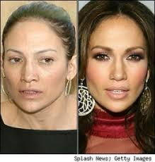 bare minerals before and after. jennifer lopez before and after bare minerals - okay maybe isnt responsible for this u