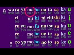 (i'm aware of that, and i fully understand why i received this lesson.) The Japanese Alphabet Learn And Pronounce Romaji The Japanese Phonetic System 3 Main Subject Youtube