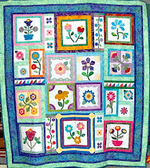 Stitcher's Garden Quilt Top | Quilty Things I Have Made ... & Stitcher's Garden Quilt Top Adamdwight.com