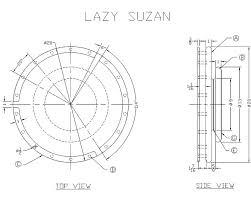 lazy susan bearing mechanism. wood lazy susan bearing mechanism a