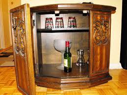 Industrial Bar Cabinet Vintage Industrial Wine Rack And Liquor Cabinet Designs Ideas