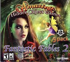 Explore realms filled with magic, mysteries and marvels. Amazon Com Legacy Amazing Hidden Object Games Fantastic Fables 2